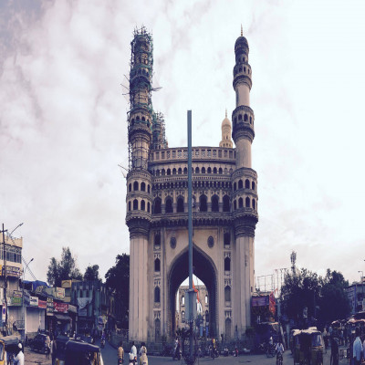 Charminar Place to visit