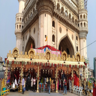 Charminar Travel Plan