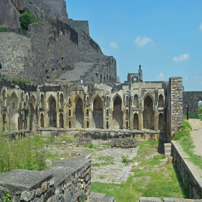 Golconda Fort Sight Seeing Tour