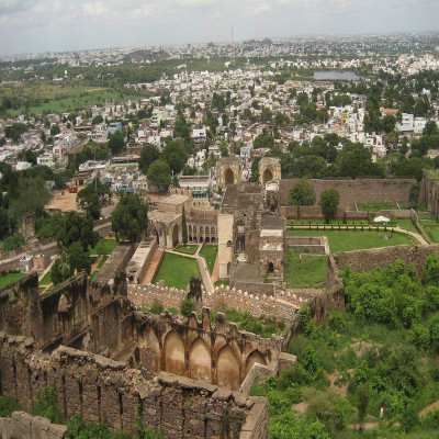 Golconda Fort Travel