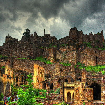 Golconda Fort Trip
