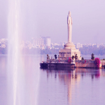 Hussain Sagar Lake Sightseeing