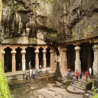 Elephanta Caves Places to See