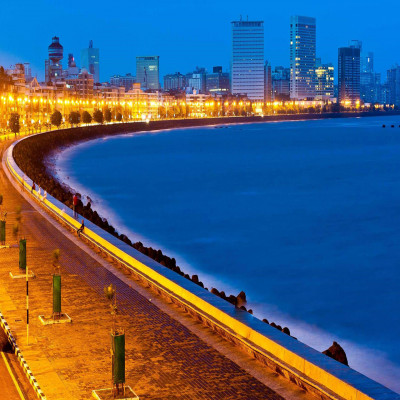Marine Drive Places to See