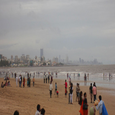 Juhu Beach Sightseeing