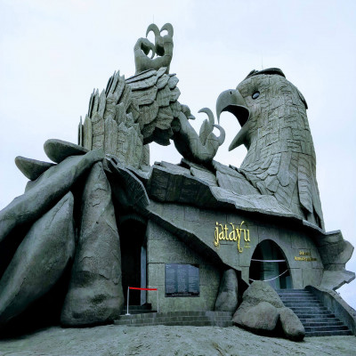 Jatayu Nature Park Sight Seeing Tour