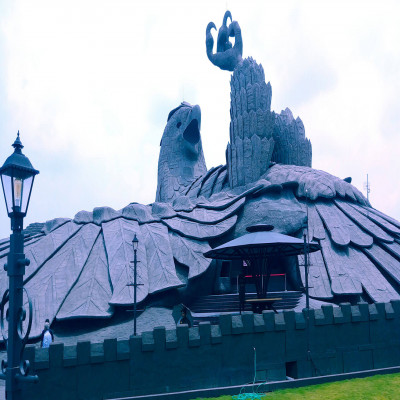 Jatayu Nature Park Sightseeing