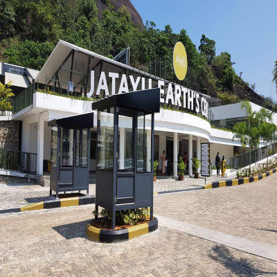 Jatayu Nature Park Travel Plan
