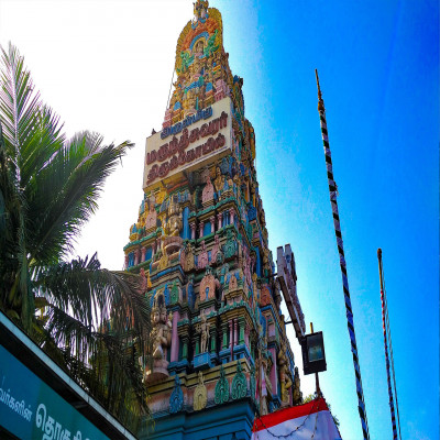 Marundeeswarar Temple Places to See