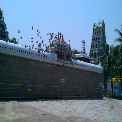Marundeeswarar Temple Sight Seeing Tour