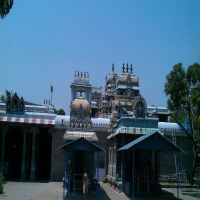 Marundeeswarar Temple Sightseeing