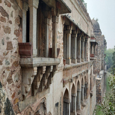Hauz khas village Travel