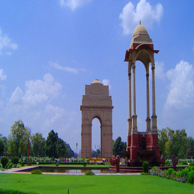 India Gate Places to See