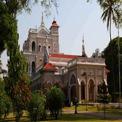 Aga Khan Palace Place to visit
