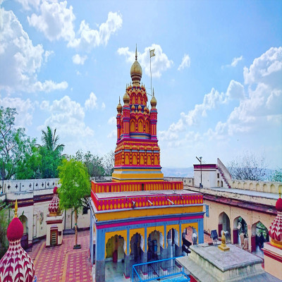 Parvati Hill Temple Place to visit