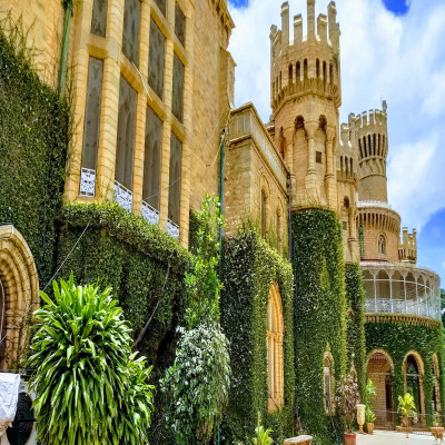 Bangalore Palace Travel Plan