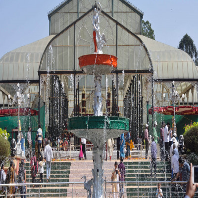 Lal Bagh Tours