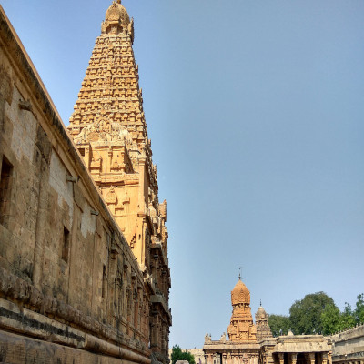 Brihadeeswarar Temple Travel