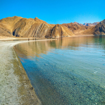 Pangong Lake Travel Plan