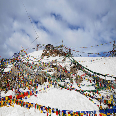 Khardung La Pass Places to See