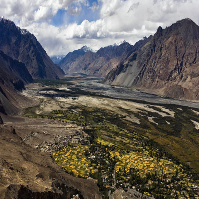 Nubra Valley Place to visit