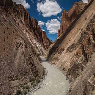 Zanskar Valley Package Tour