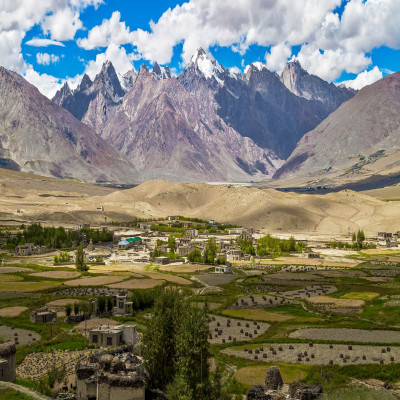 Zanskar Valley Place to visit