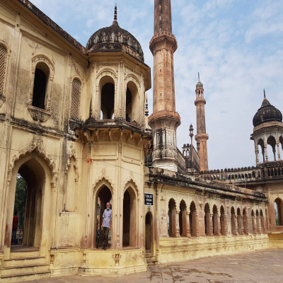 Bara Imambara Travel