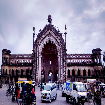Rumi Darwaza Places to See