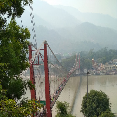 Ram Jhula_Attractions Place to visit