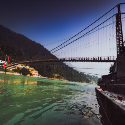 Ram Jhula_Attractions Sight Seeing Tour