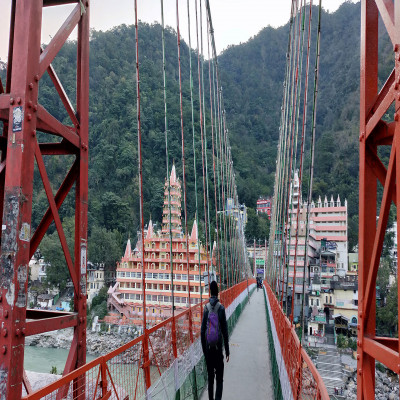 Ram Jhula_Attractions Tours