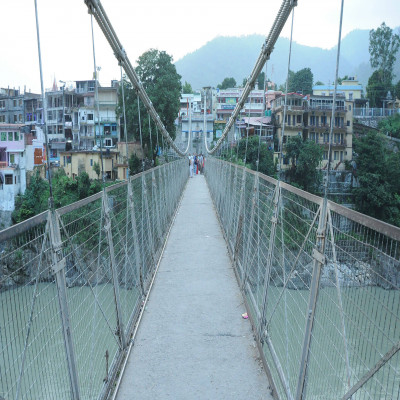 Lakshman Jhula Sight Seeing Tour