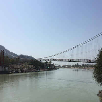 Lakshman Jhula Travel Plan