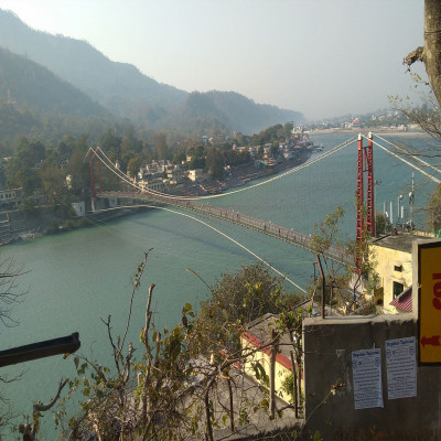 Lakshman Jhula Travel