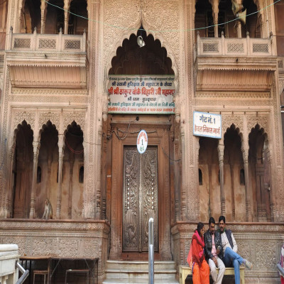 Shri_Banke_Bihari_Mandir_Attractions Place to visit