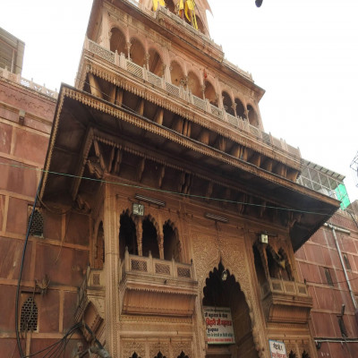 Shri_Banke_Bihari_Mandir_Attractions Tours