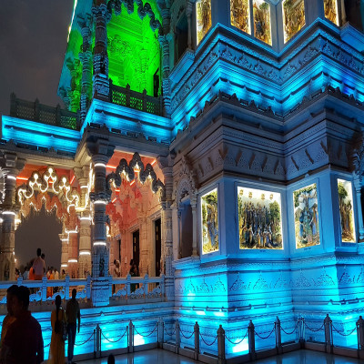 Prem Mandir Place to visit