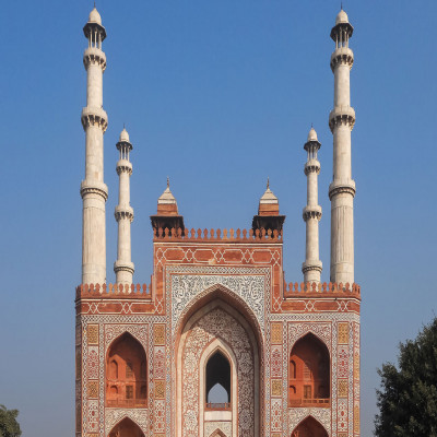 Akbar's Tomb Sight Seeing Tour