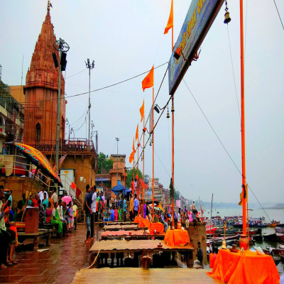 Dashashwamedh Ghat Place to visit