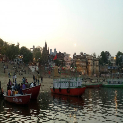 Assi Ghat Places to See