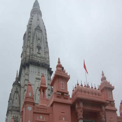 New Vishwanath Temple Sight Seeing Tour