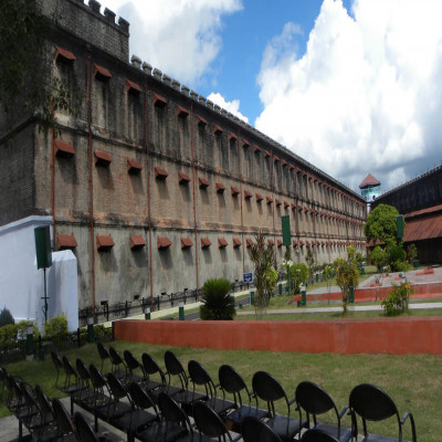Cellular Jail Sight Seeing Tour