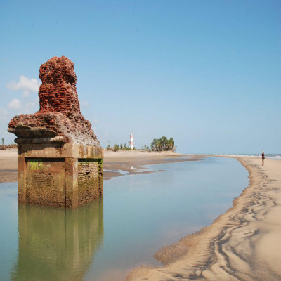Antarvedi Beach Places to See