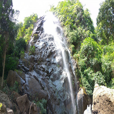 Katiki Waterfalls Trip