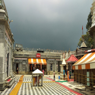 Bajreshwari Devi Temple Travel