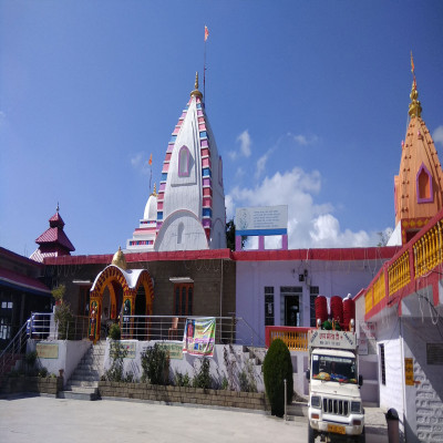 Naina Devi Places to See