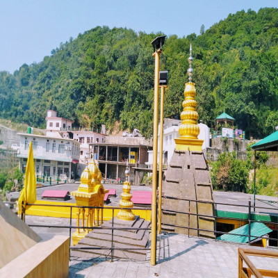 Baglamukhi Temple Travel