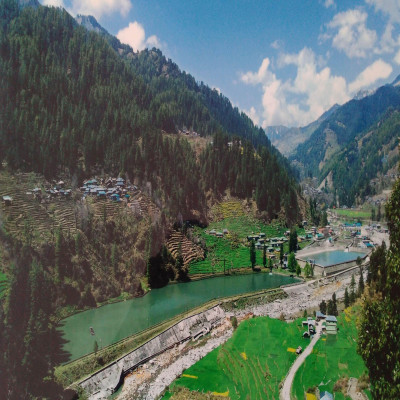 Barot Valley Places to See