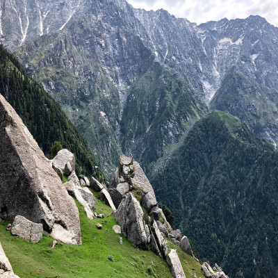 Triund Places to See